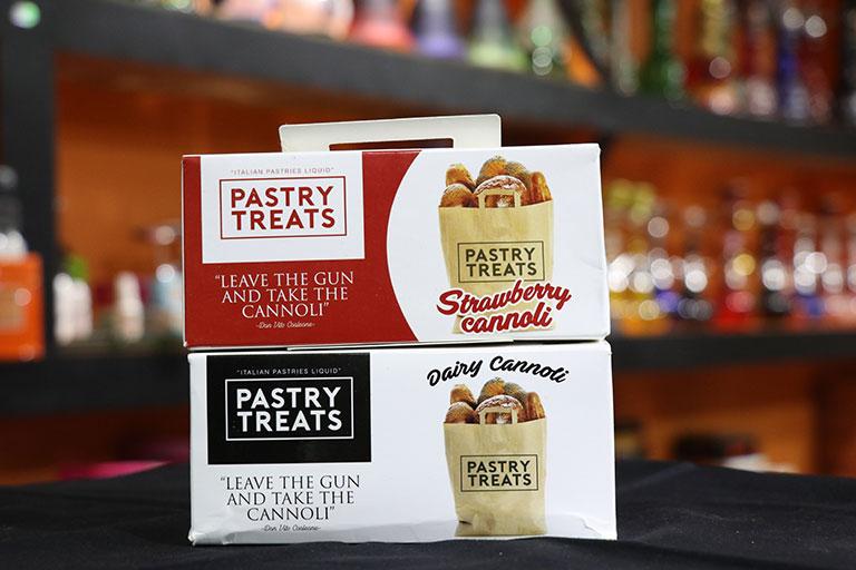 Pastry Treats Series