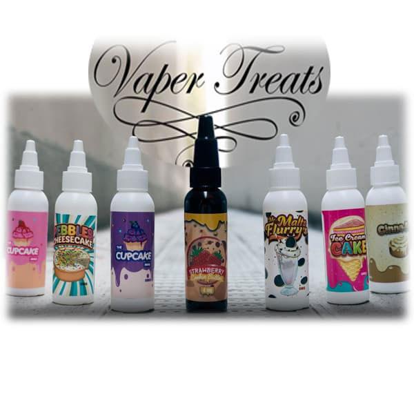 Vaper Treats Juice Series