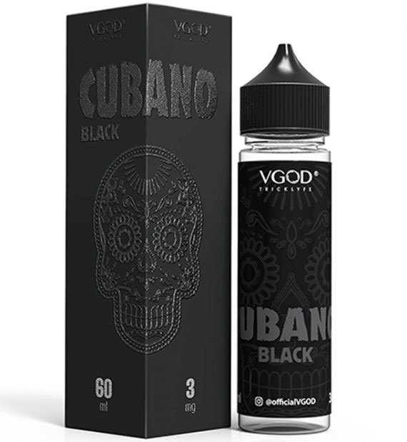 Vgod Cubano Black