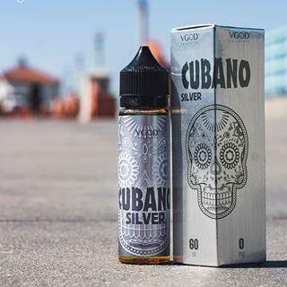 Vgod Cubano Silver